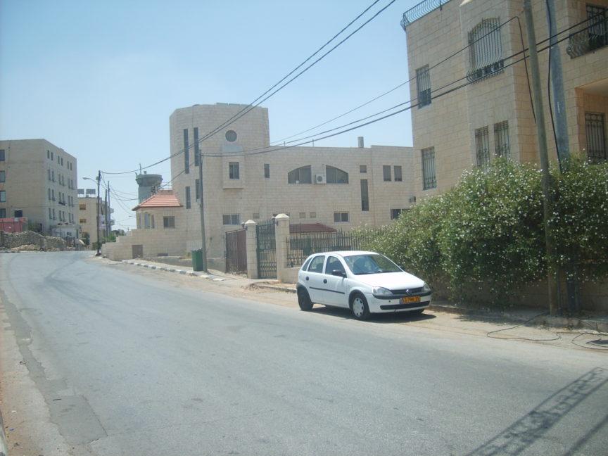 фото Палестинской улицы