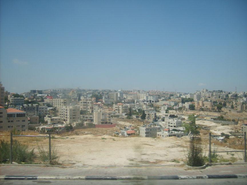 Территория Палестины фото