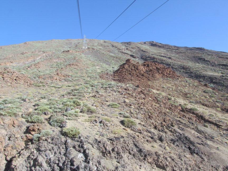 Вулкан Тейде фото