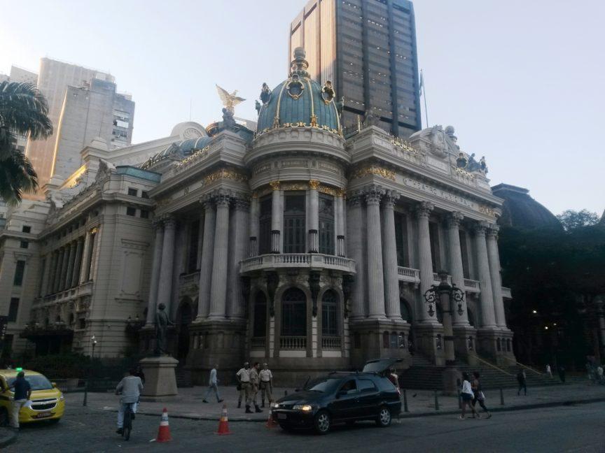 Бразильский театр