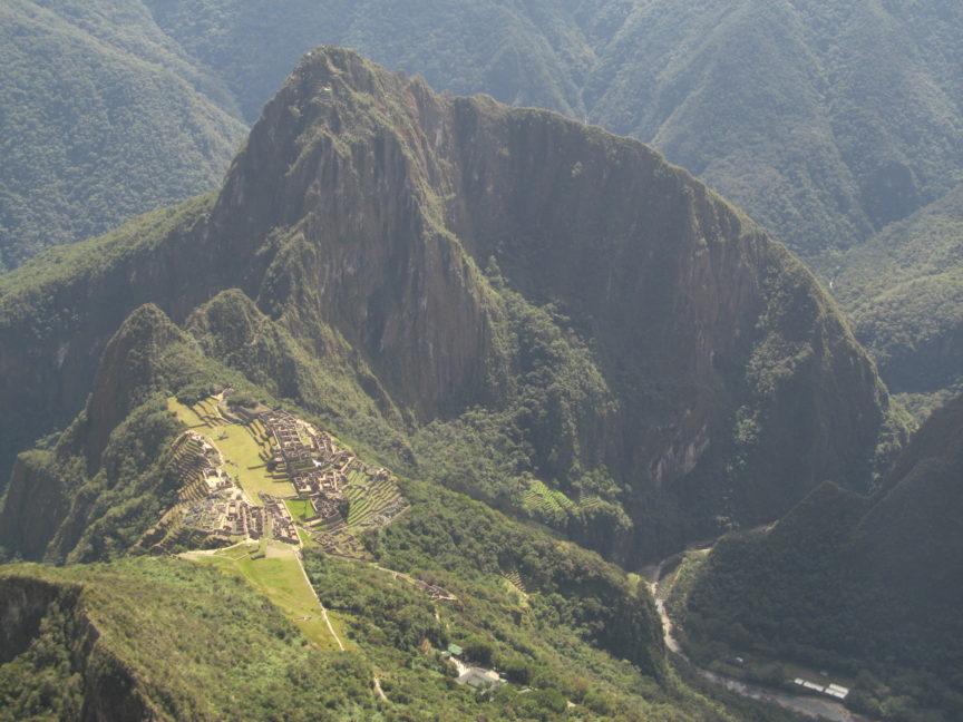 Анды, Мачу-Пикчу, Перу