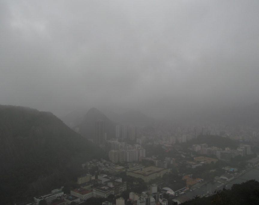 Рио-де-Жанейро с Сахарной головы
