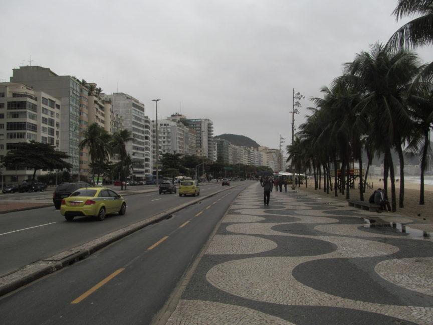 Av. Atlântica - Copacabana
