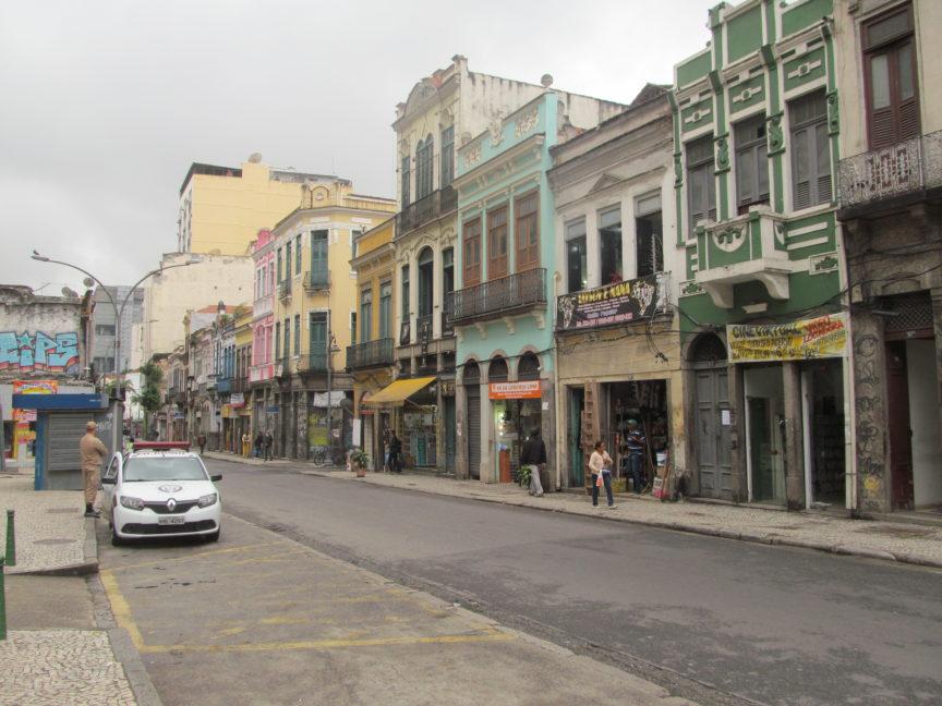 Колониальная архитектура в Рио-де-Жанейро