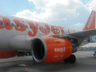EasyJet в Каподичино