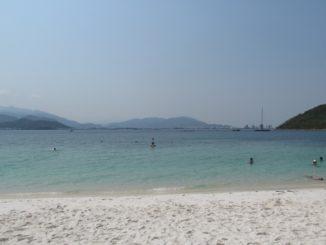 Пляж в Винперле