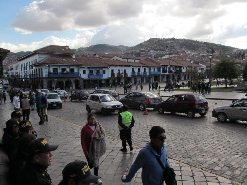 Полиция в Куско