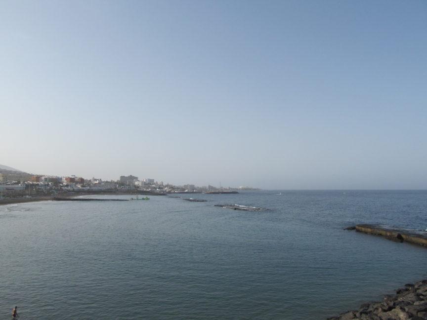 пляж тенерифе торвискас