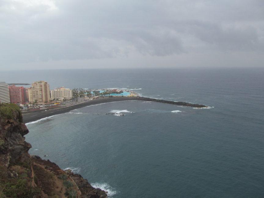 пляж тенерифе мартианес фото