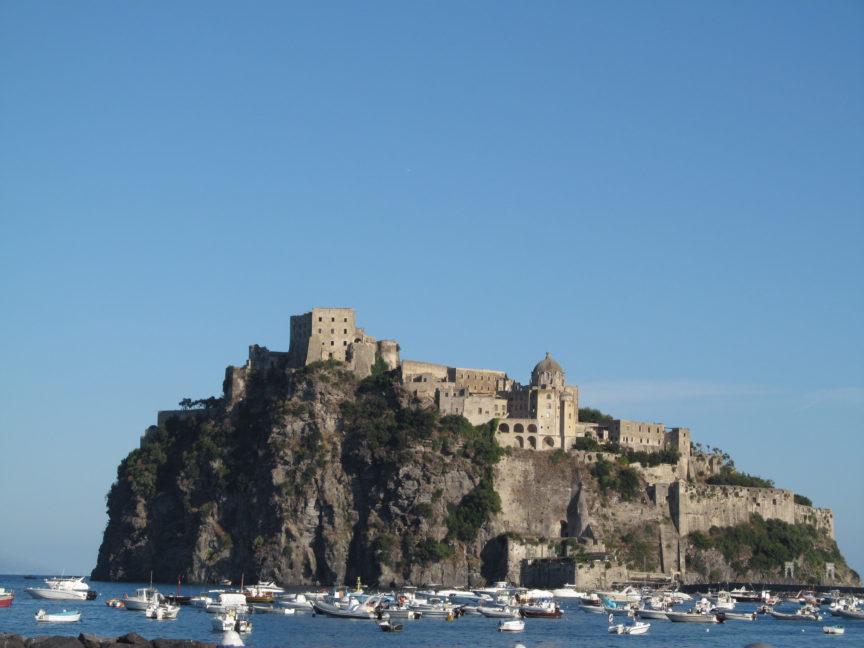 фото арагонского замка