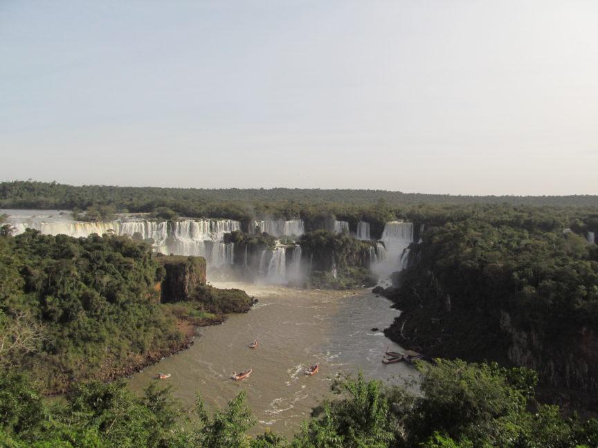 игуасу, бразилия