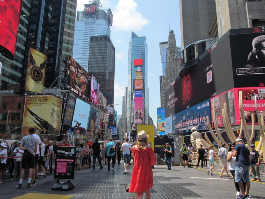таймс сквер, нью-йорк, поездка в нью-йорк