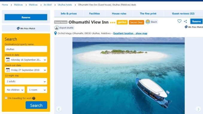 book, booking, hotel, maldives