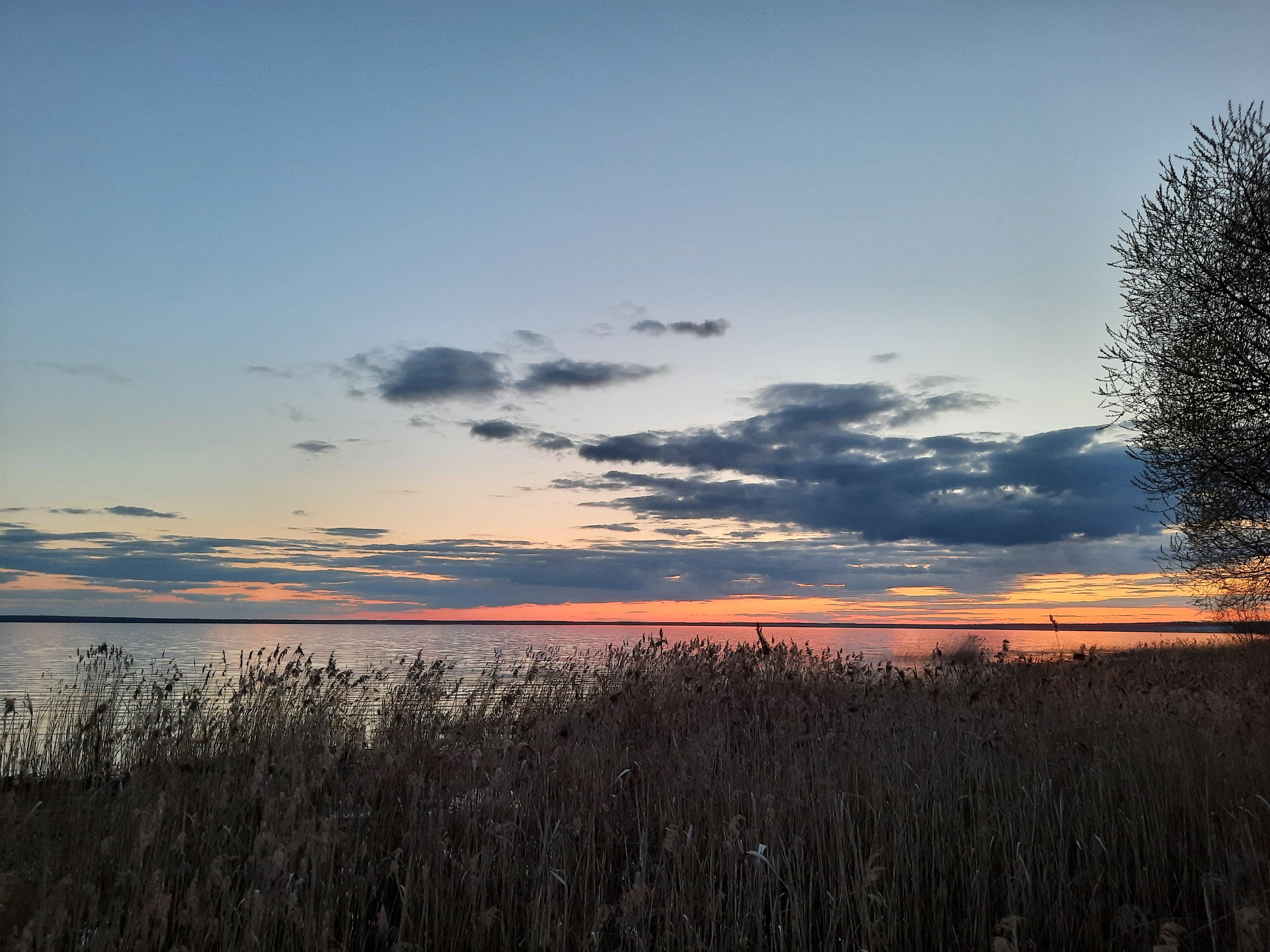 Плещеево озеро (Золотое кольцо России)