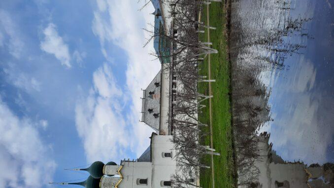 Ростовский кремль (Золотое кольцо России)