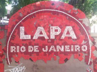 Лапа в Рио-де-Жанейро