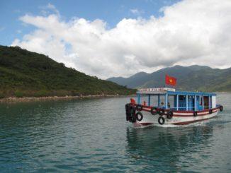 Путешествие на остров обезьян во Вьетнаме